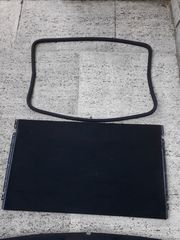 Schiebedachkassette schwarz mit Dichtung BMW