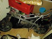 Mini Bike zum fertigbauen