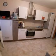 Küche 360x200x60 inkl Einbaukühlschrank Spülmaschine