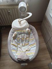 verkaufe eine Babyschaukel