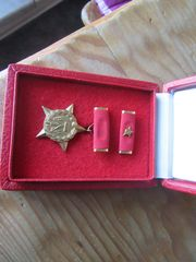 DDR Orden Held der Arbeit
