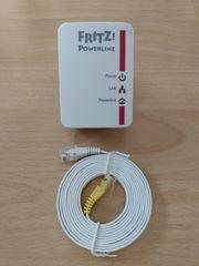 AVM Fritz Powerline 510E Einzeladapter
