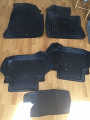 E-Klasse W212 Taximatten Fußraumschalen Fußmatten