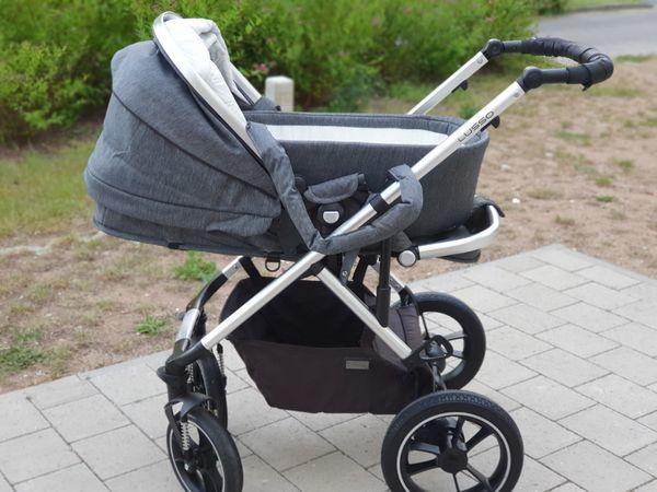 Kinderwagen 3in1 Lusso City