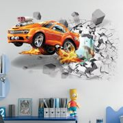 PVC 3D Wandaufkleber Wandtattoo Deko