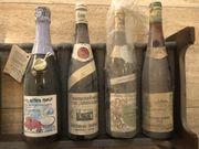 Wein Raritäten u a 1957