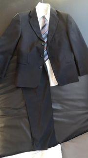 Anzug Kinder Sakko Hose Hemd