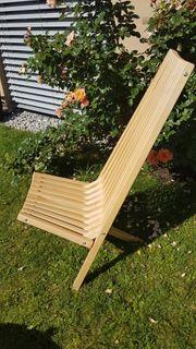 Terrassen Sessel von Waldviertler