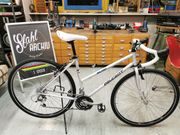 Peugeot Rennrad Vintage auf dem