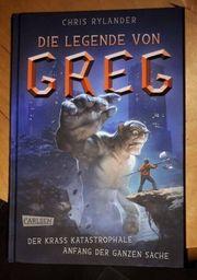 Buch - Die Legende von Greg