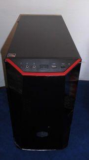 Schöner kompakter Allround-PC Ryzen7 2700