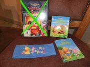 WINNIE PUUH POOH DVD Minibücher