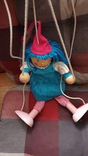Kinder Marionette