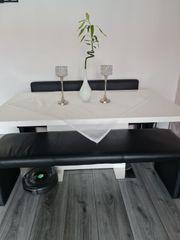 Hochglanz Tisch