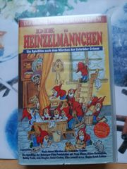 VHS Video Heinzelmännchen