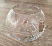 Kugel-Glas-Vase Walther Glas