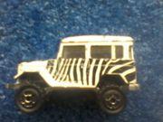 Spielzeug - Toyota 4 x 4 - Zebrastreifen -