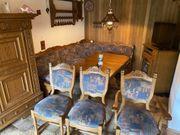 3 Stühle mit Tisch Esstisch