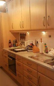 Einbauküche mit 3 Jahre alten