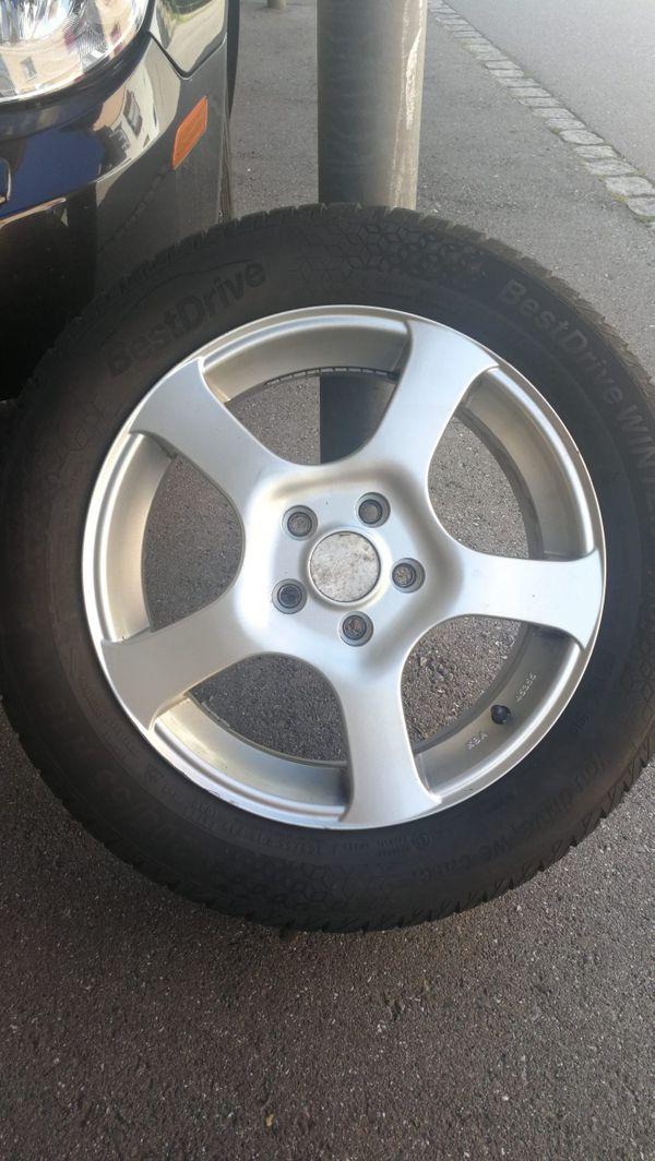4 Winter Reifen 205 55