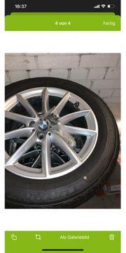 BMW X1 X2 Alufelgen mit