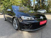 VW Golf R DSG Mega