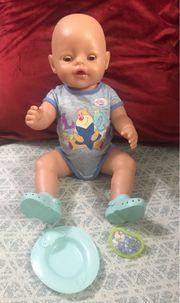 Baby Born Puppe Junge Zubehör