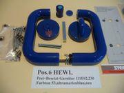 HEWI-Frei Besetzt-Garnitur 111E 02 2