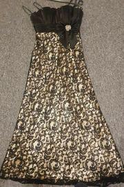 wunderschönes Spitzen-Kleid gr 36-38