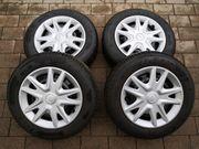 4 Winterreifen Ford Fiesta