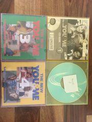 englische Schulbücher Lern-CD s zu
