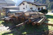 altes Holz Altholz von Stallgebäude