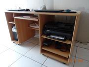 Computercenter Schreibtisch