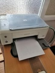 Drucker HP PSC 1510 All -