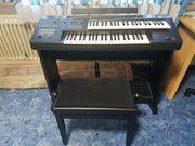 Orgel Elektrische Heimorgel Yamaha Electone