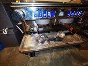la Cimbali Espresso WMF Siebträgermaschine