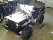 XTC JEEP WILLYS KINDERAUTO 150ccm
