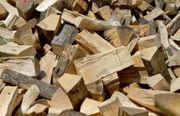 Brennholz trocken ofenfertig frei geliefert