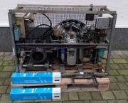 225 Bar BAUER K14 Tauchkompressor