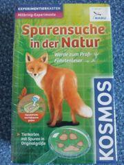 KOSMOS Spurensuche in der Natur