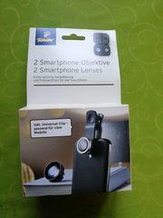 2 Smartphone Objektive