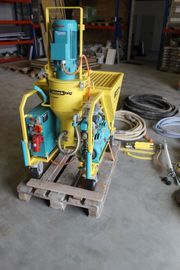 Mischpumpe Putzmaschine Fließestrichmaschine Stockbig No1-400