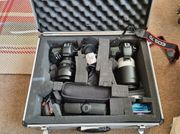 Canon Pro Kit in voller