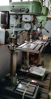 Alzmetall Bohrmaschine Ständerbohrmaschine Säulenbohrmaschine Tischbohrmaschine