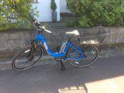 Breezer E-Bike 8G Blau 28