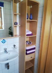Badezimmermöbel ohne Deco