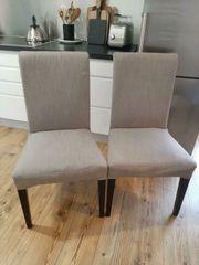6 Esszimmerstühle - Ikea Henriksdal wie