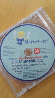 Mathefritz CD