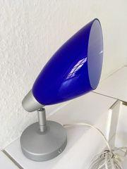 Wandlampe Ikea blau