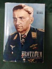 Buch Hans- Ulrich Rudel Trotzdem
